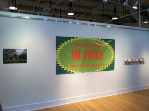 #10 Lets Meet Again (installation view)